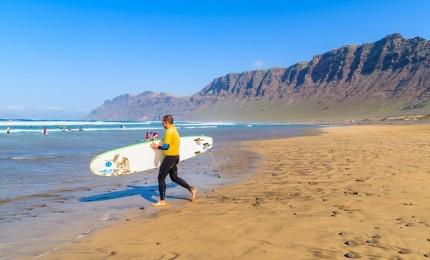 """""""Los Mejores Spots de Surf en Lanzarote"""""""