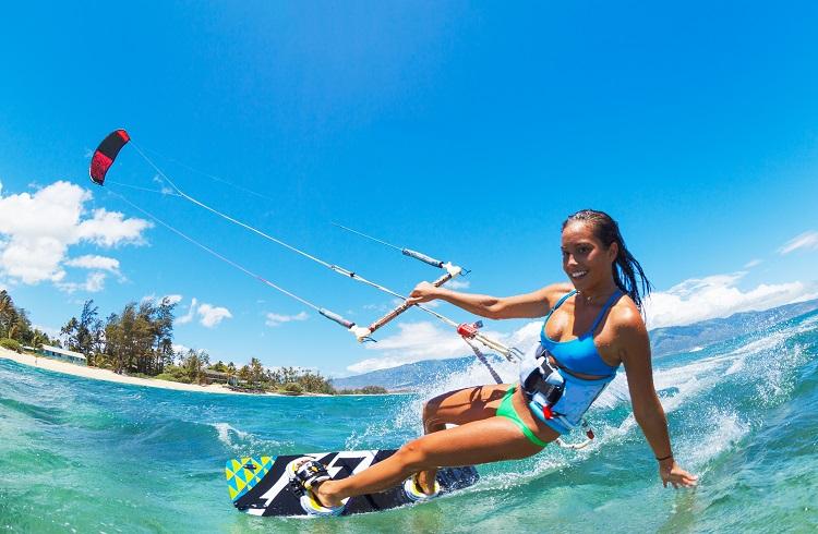 """""""Practicar kitesurf con Seguridad,  6 Claves"""""""