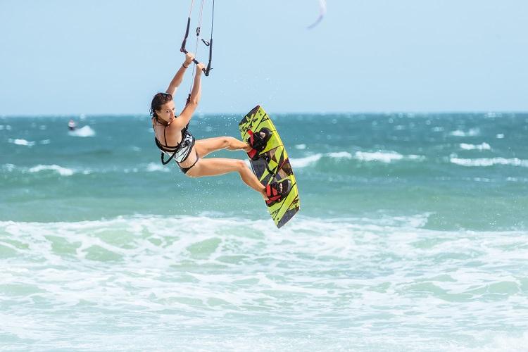 """""""Practicar kitesurf con Seguridad,  6 Claves2"""
