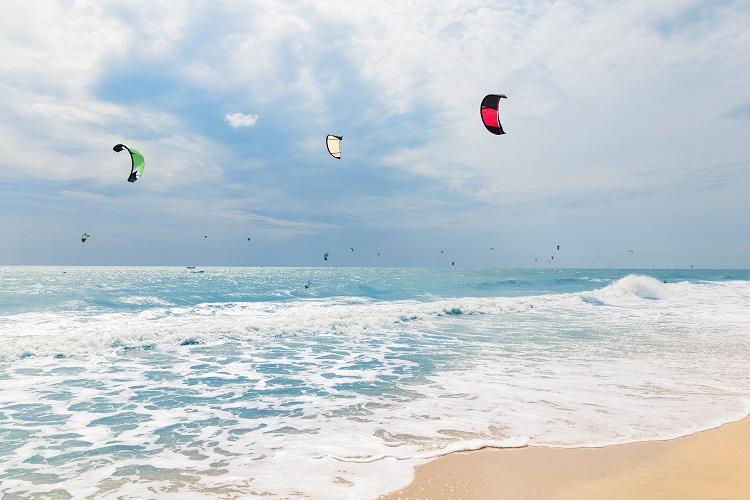"""""""Playas con mejores vientos de Fuerteventura"""""""