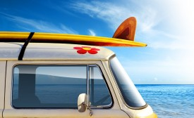 """3 Ways to Carry your Surfboard in your Motorhome"""