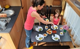 Tips to get more space in your motorhome