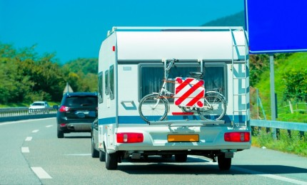 """3 Bicycle Racks that you Can Choose for your Mobile Home"""