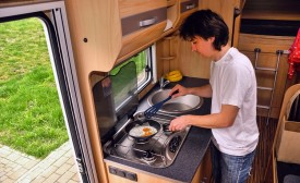Living in a motorhome (things that I adapted to)
