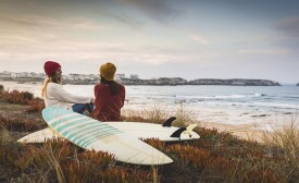 Surfing in winter 4 tips