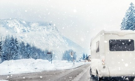 Motorhome and ski holidays! What you can´t lack