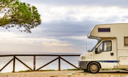 """Motorhome trips, """"More and more, during and after the Covid"""""""