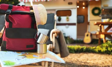 In your motorhome you have to take these essentials ...
