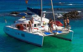 Naviguez en Catamaran