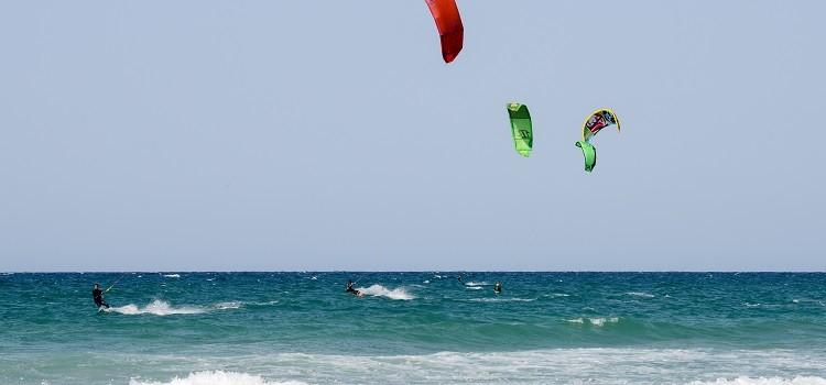 """""""6 Spots de Kite en Lanzarote"""""""