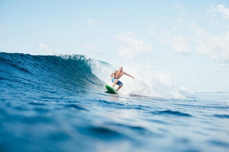 """""""Tipos de Olas para Practicar Surf"""""""