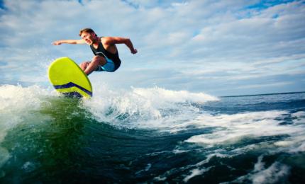 7 beneficios de practicar surf
